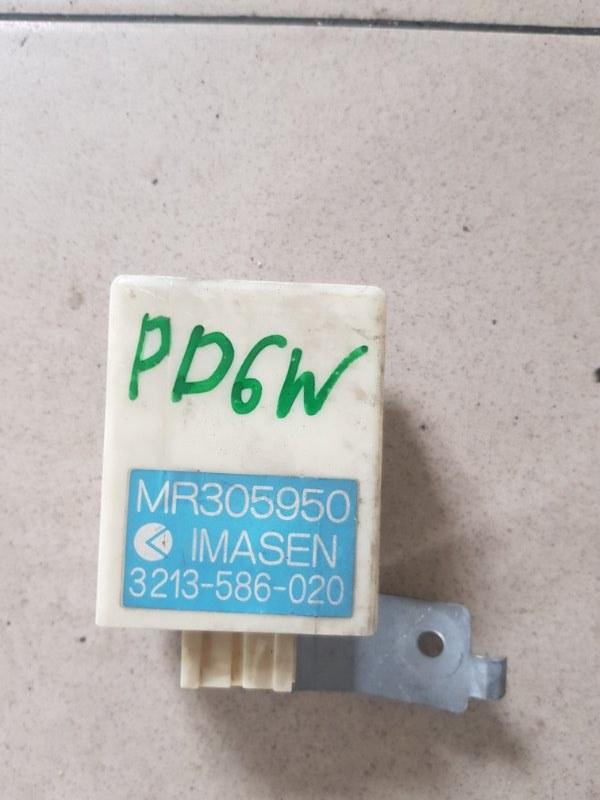 Блок управления раздаткой Mitsubishi Delica PD6W 6G72 2002 передний