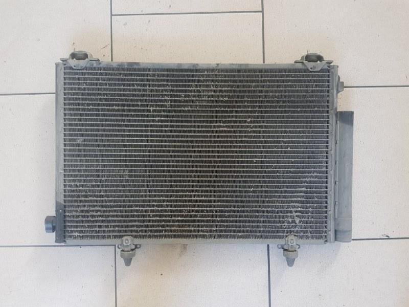 Радиатор кондиционера Toyota Funcargo NCP21 1NZFE 2000 передний