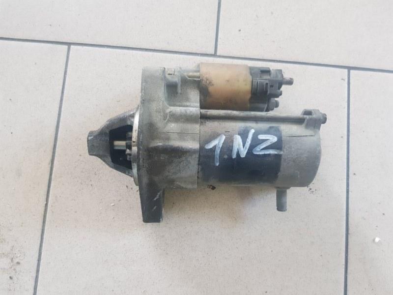 Стартер Toyota Funcargo NCP21 1NZFE 2000 передний