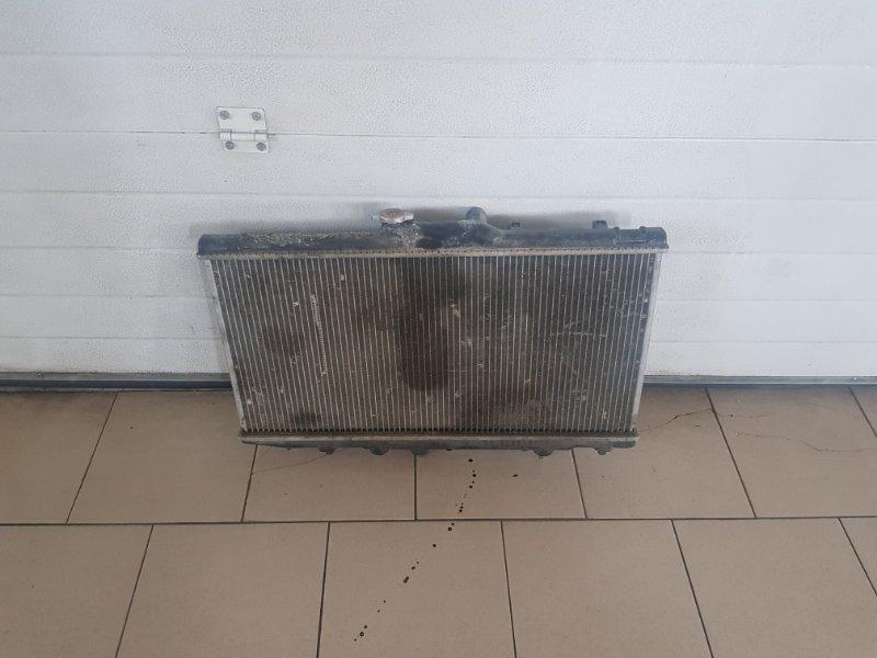 Радиатор охлаждения двигателя Toyota Carina AT190 4AFE 1992 передний