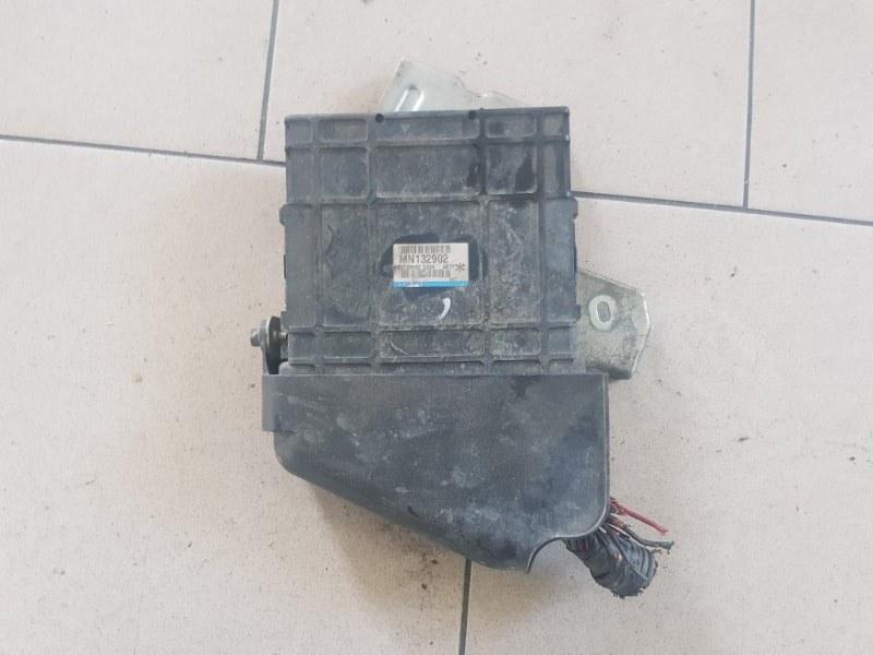 Блок управления двигателем Mitsubishi Colt Z25A 4G19 2002 передний