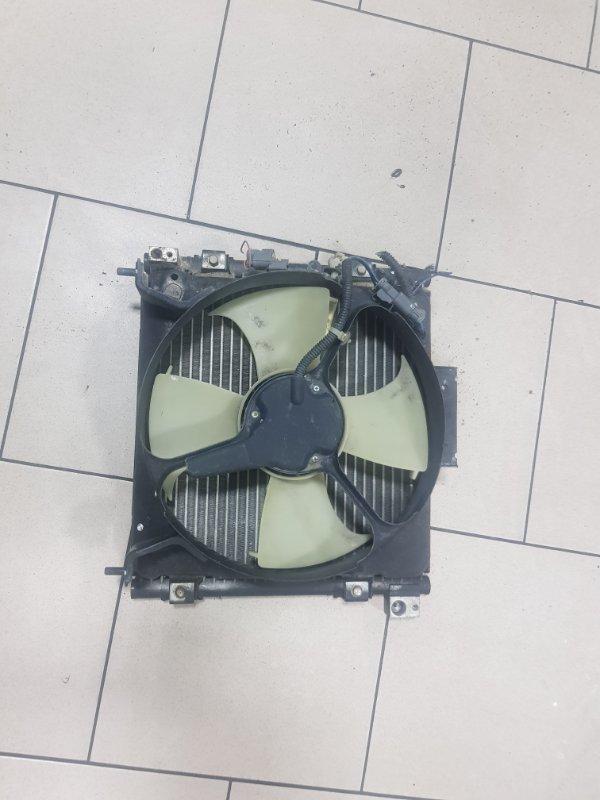 Радиатор кондиционера Honda Logo GA3 D13B 2000 передний