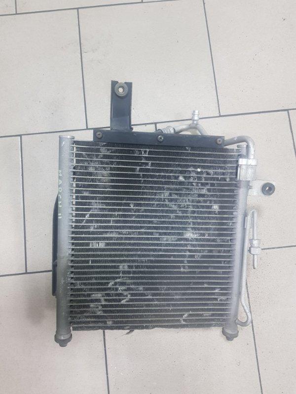 Радиатор кондиционера Nissan March K11 CGA3 2000 передний