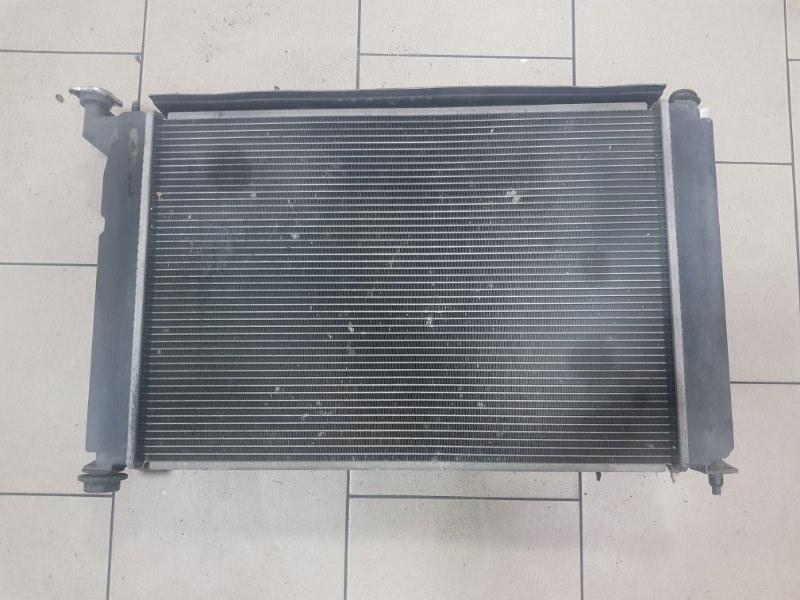 Радиатор охлаждения двигателя Toyota Opa ZCT10 1ZZFE 2000 передний