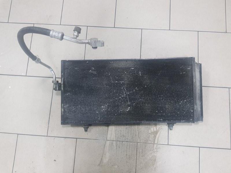 Радиатор кондиционера Subaru Legacy BE5 EJ202 EJ204 EJ206 EJ208 2000 передний
