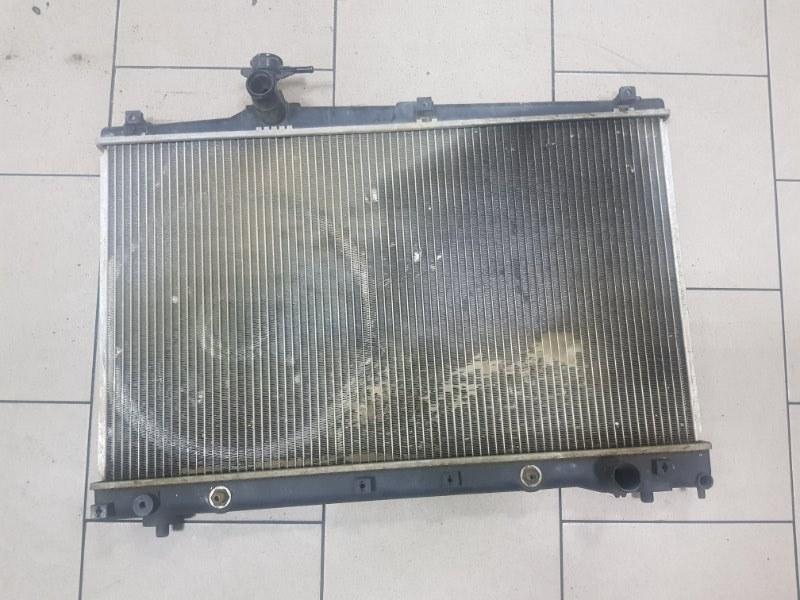 Радиатор охлаждения двигателя Toyota Mark Ii JZX100 1JZFE 1996 передний