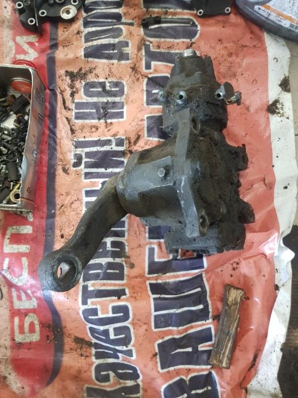 Рулевой редуктор Маз 54323 ЯМЗ 238 1990 передний левый