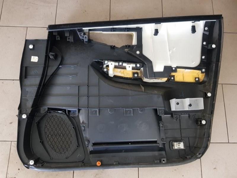 Обшивка двери Nissan Murano PNZ50 VQ35DE 2004 передняя левая