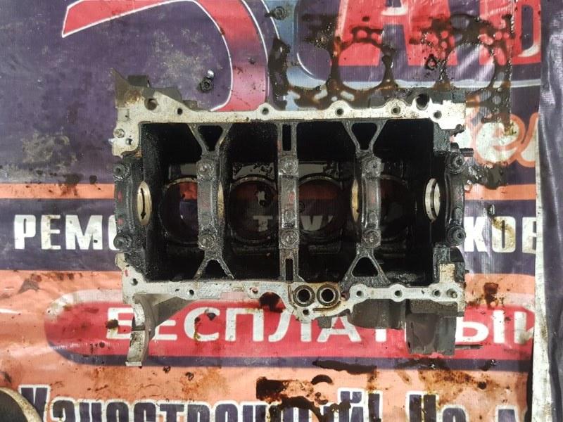 Блок цилиндров Toyota Probox NCP50 2NZFE 2002 передний