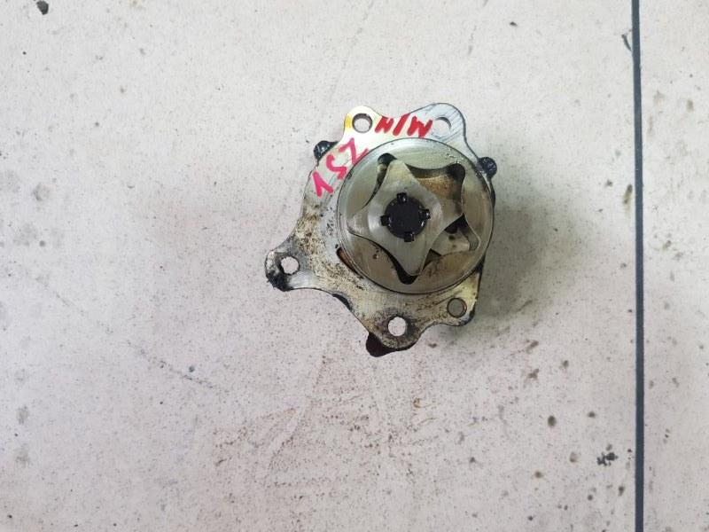 Масляный насос Toyota Platz SCP12 1SZFE 2000 передний