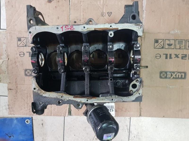 Блок цилиндров Toyota Platz SCP12 1SZFE 2000 передний