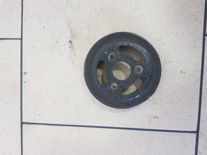 Шкив помпы Toyota Vitz SCP10 1SZFE 2000 передний