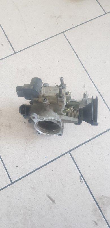 Дроссельная заслонка Toyota Platz SCP11 1SZFE 2000 передняя правая