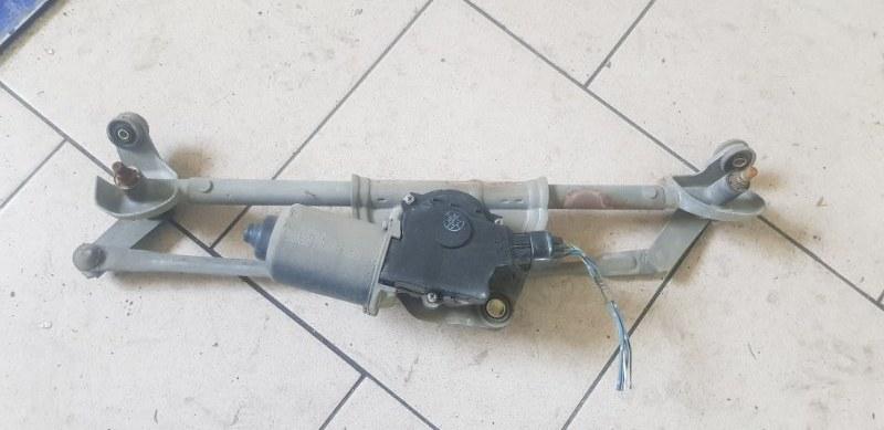 Механизм стеклоочистителя Toyota Funcargo NCP21 1NZFE 2000 передний