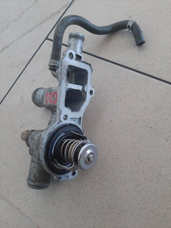 Корпус термостата Honda Fit GD1 L13A 2001 передний