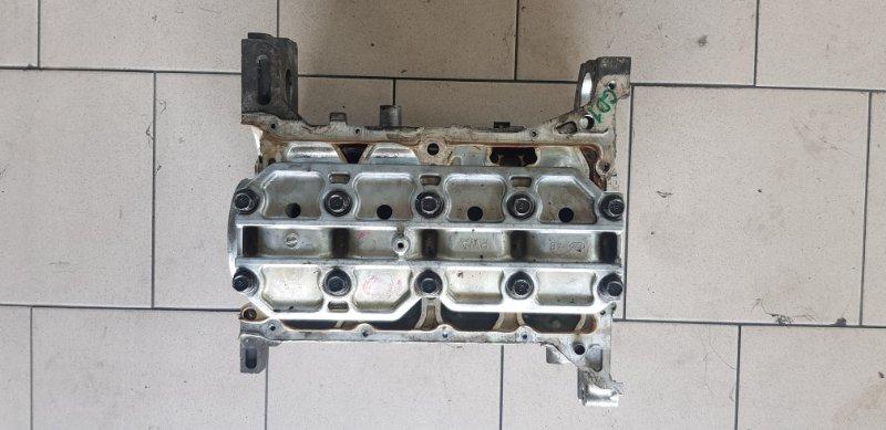 Блок цилиндров Honda Fit GD1 L13A 2001 передний