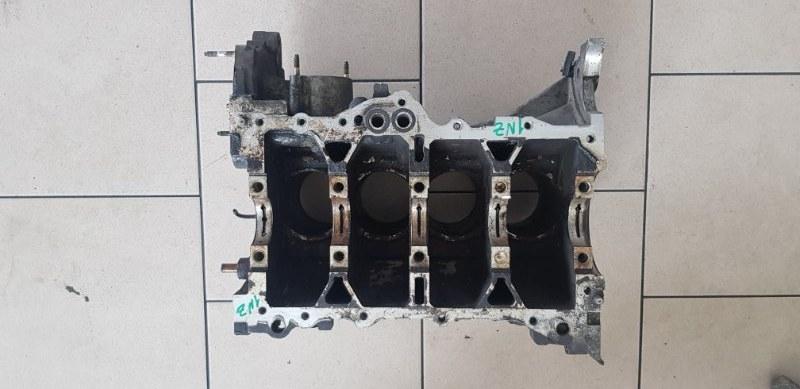 Блок цилиндров Toyota Funcargo NCP21 1NZFE 2000 передний