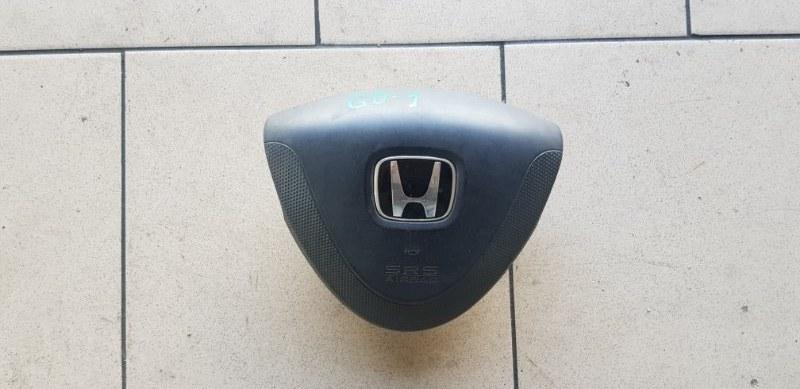 Аирбаг на руль Honda Fit GD1 L13A 2001 передний правый