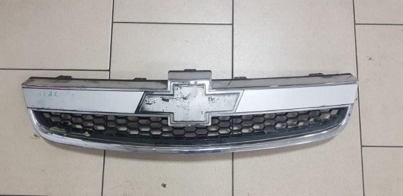 Решетка радиатора Daewoo Winstorm KLACA26RD7B012026 Z20S1 2007 передняя