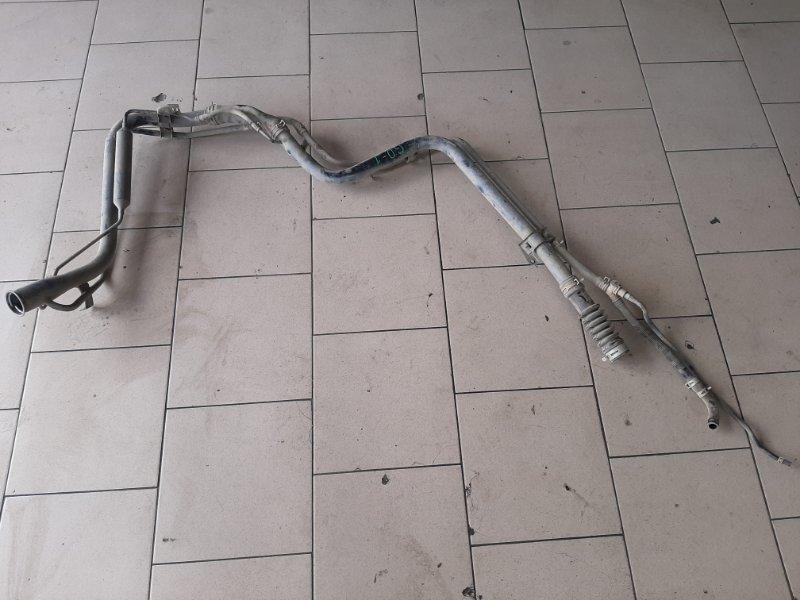Горловина топливного бака Honda Fit GD1 L13A 2001 задняя