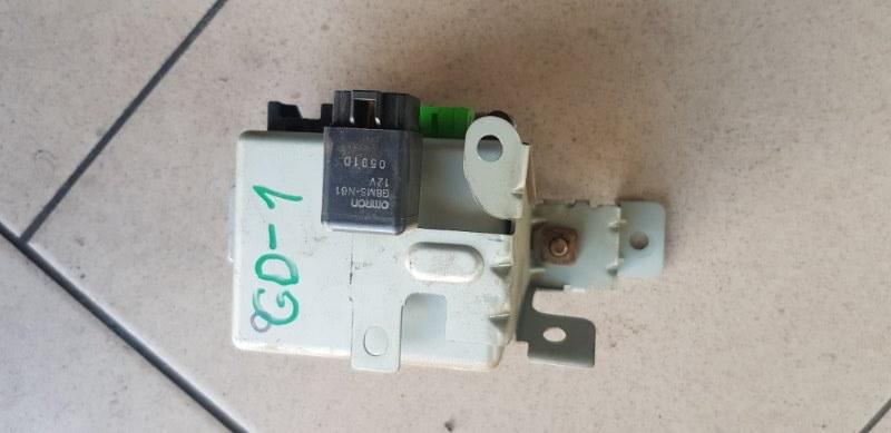 Блок управления рулевой рейкой Honda Fit GD1 L13A 2001 передний