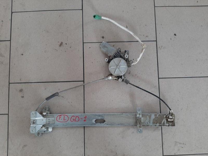 Стеклоподъемник Honda Fit GD1 L13A 2001 передний левый