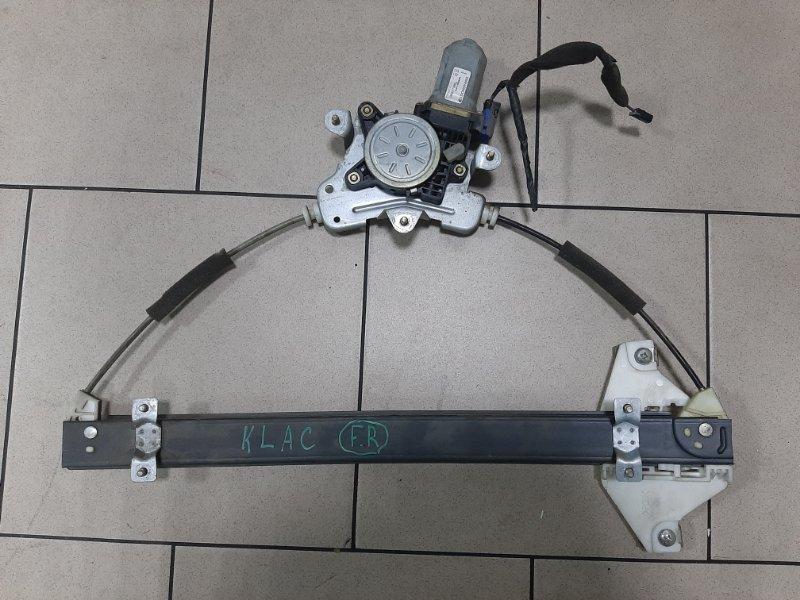 Стеклоподъемник Daewoo Winstorm KLACA26RD7B012026 Z20S1 2007 передний правый