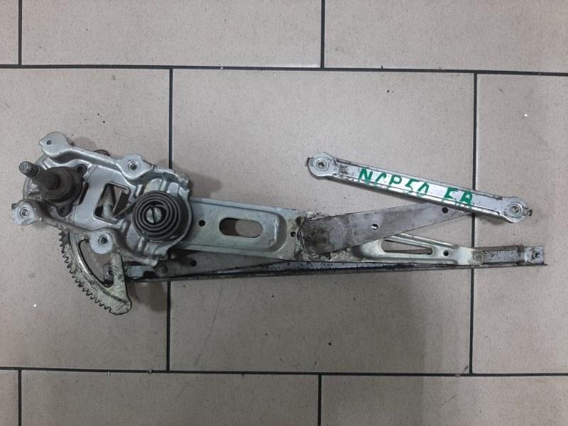 Стеклоподъемник Toyota Probox NCP50 2NZFE 2002 передний правый