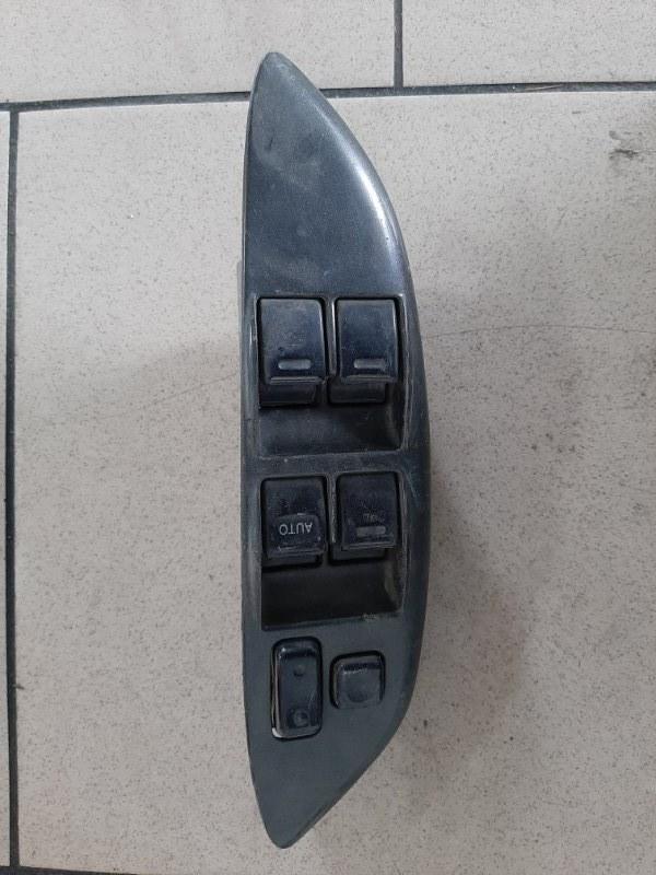 Блок управления стеклами Toyota Platz SCP12 1SZFE 2000 передний правый