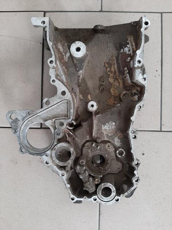 Лобовина двигателя Toyota Funcargo NCP21 1NZFE 2000 передняя