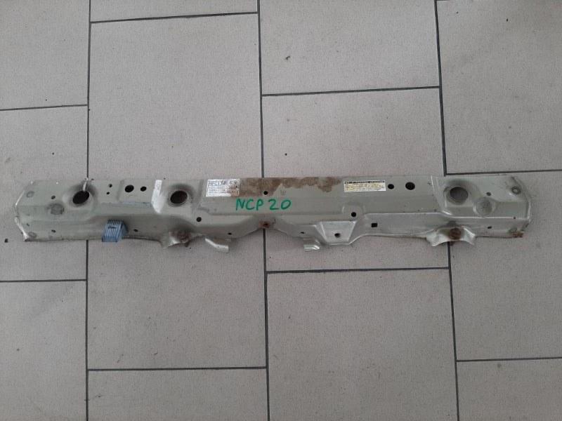 Планка радиатора Toyota Funcargo NCP21 1NZFE 2000 передняя верхняя