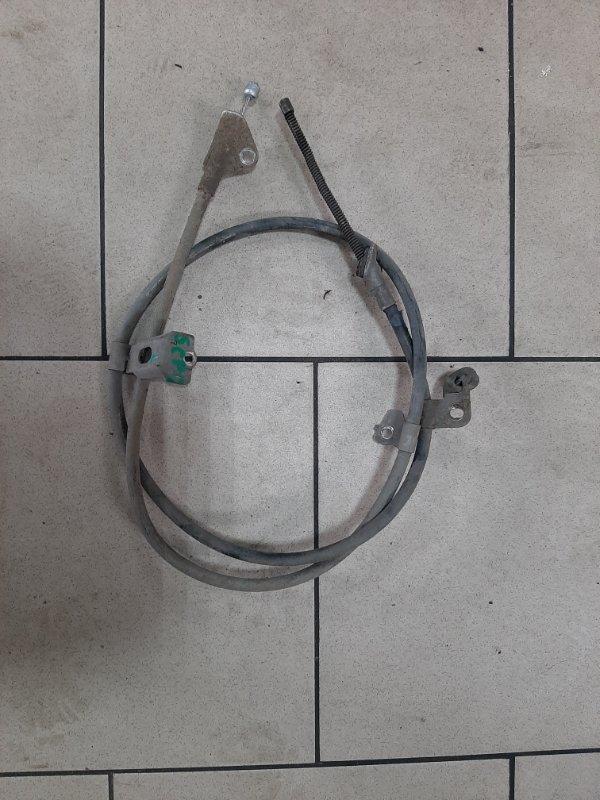 Трос ручника Toyota Platz SCP11 1SZFE 2000 задний