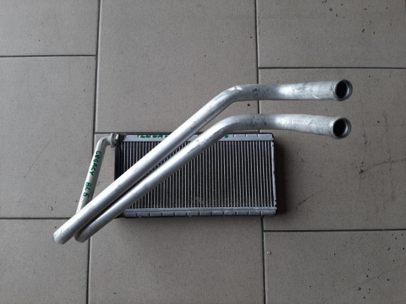 Радиатор печки Subaru Legacy BL5 EJ20 2003 передний