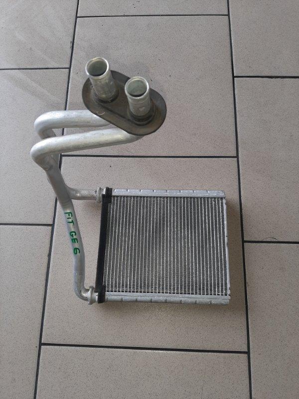 Радиатор печки Honda Fit GE6 L13A 2008 передний