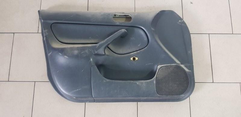 Обшивка двери Honda Partner EY7 D15B 1999 передняя левая