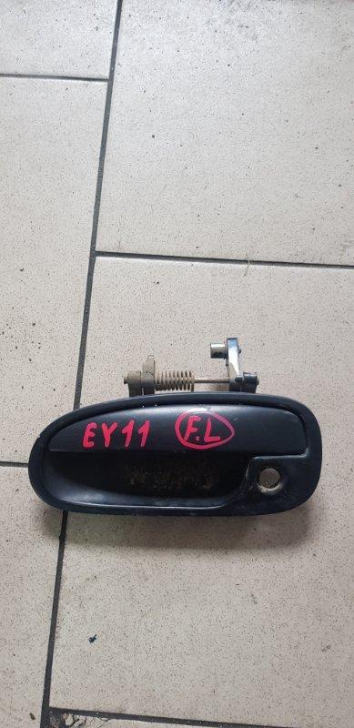 Ручка двери внешняя Honda Partner EY7 D15B 1999 передняя левая