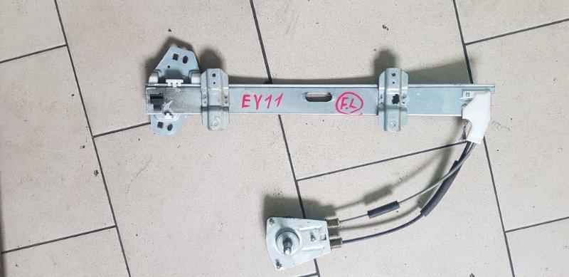 Стеклоподъемник Honda Partner EY7 D15B 1999 передний левый