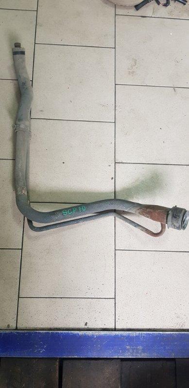Горловина топливного бака Toyota Vitz SCP10 1SZFE 2000 задняя