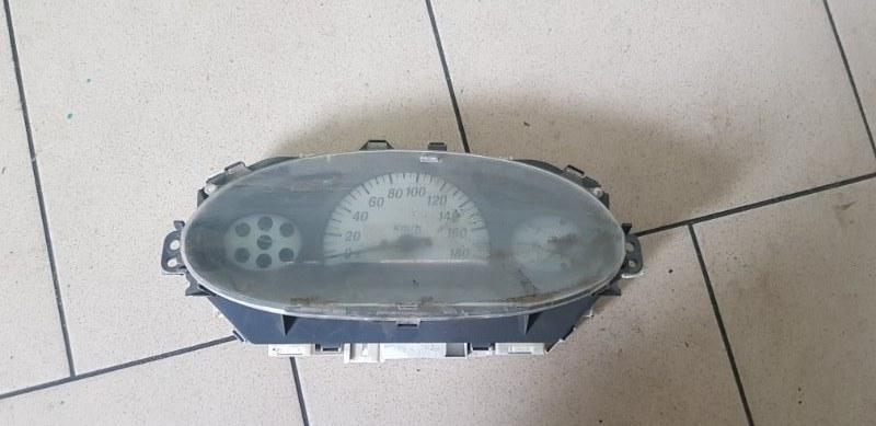 Панель приборов Toyota Vitz SCP10 1SZFE 2000 передний