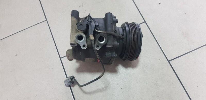 Компрессор кондиционера Honda Partner EY7 D15B 1999 передний