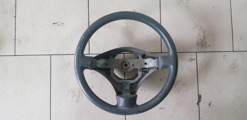 Руль Toyota Funcargo NCP21 1NZFE 2000 передний