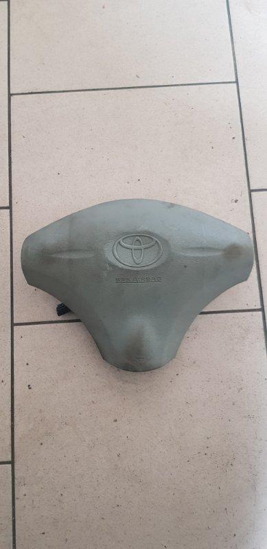 Аирбаг на руль Toyota Vitz SCP10 1SZFE 2000 передний правый