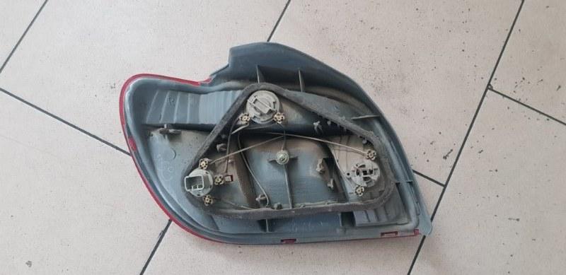 Стоп-сигнал Toyota Vitz SCP10 1SZFE 2000 задний правый
