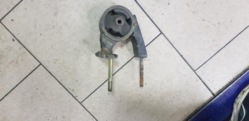 Подушка двигателя Toyota Vitz SCP10 1SZFE 2000 задняя