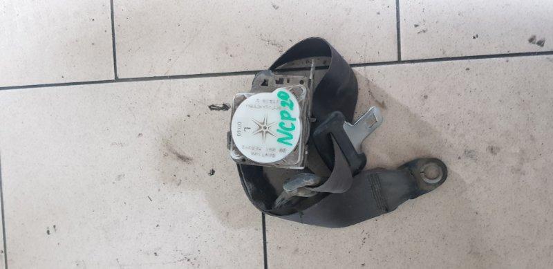 Ремень безопасности Toyota Funcargo NCP21 1NZFE 2000 задний правый