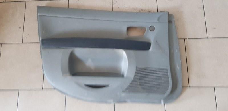 Обшивка двери Mazda Demio DY3W ZJ 2002 передняя левая