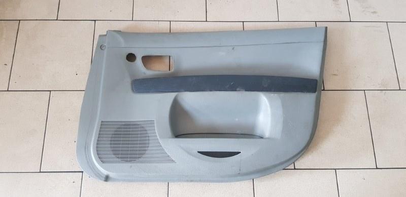 Обшивка двери Mazda Demio DY3W ZJ 2002 передняя правая