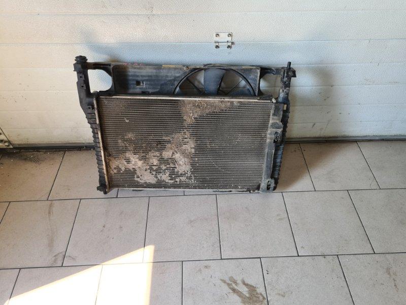 Радиатор охлаждения двигателя Daewoo Winstorm KLACA26RD7B012026 Z20S1 2007 передний