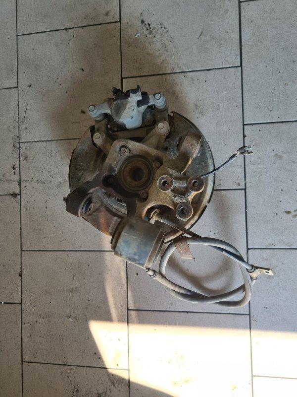 Ступица Daewoo Winstorm KLACA26RD7B012026 Z20S1 2007 задняя левая