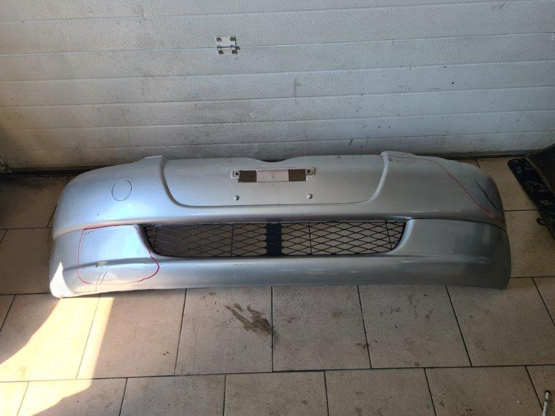 Бампер Toyota Vitz SCP10 1SZFE 2000 передний